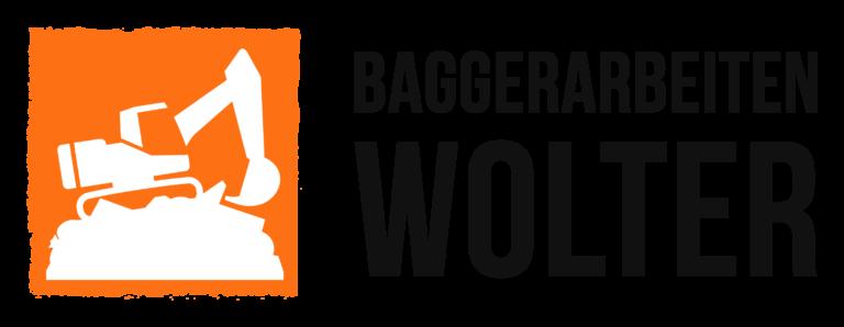 Baggerarbeiten Wolter